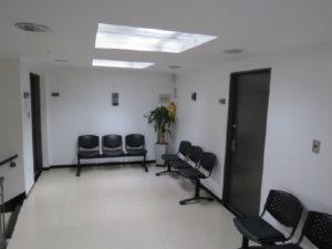Reception Area Dr. Ivan Lindo