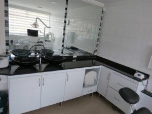 Sterilization Area Dr. Ivan Lindo