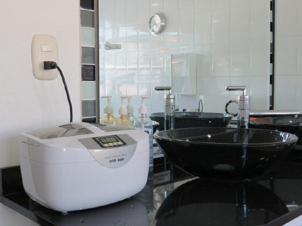 ultrasonic wash